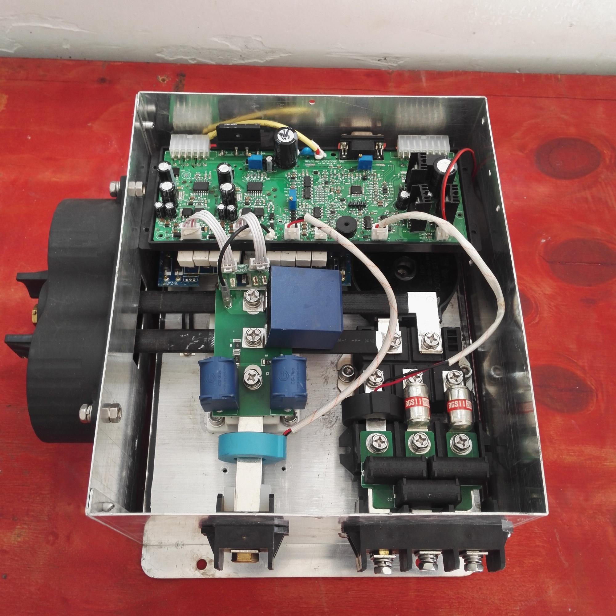 【DIY】电磁炉改装感应加热设备