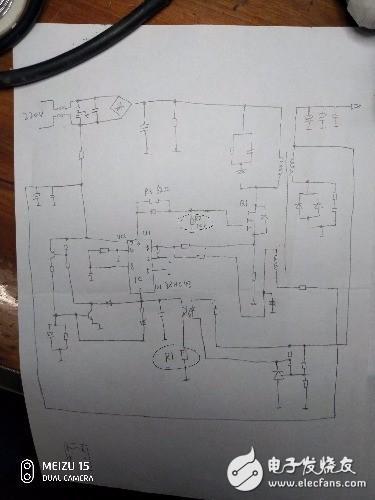 R1开路,为什么会烧坏R2和开关管,U1会不会烧坏?请看图