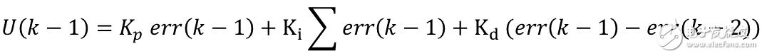 四轴姿态控制中的PID算法的原理和实现