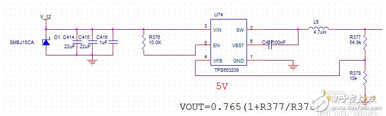 求解TVS管在电路中使用对电压有什么要求?