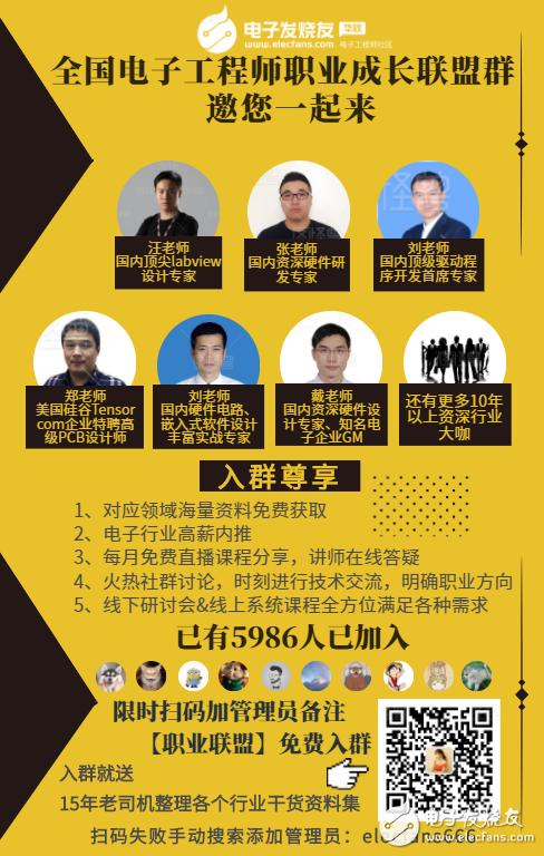 劲爆|全国工程师职业成长联盟群,火热来袭~!