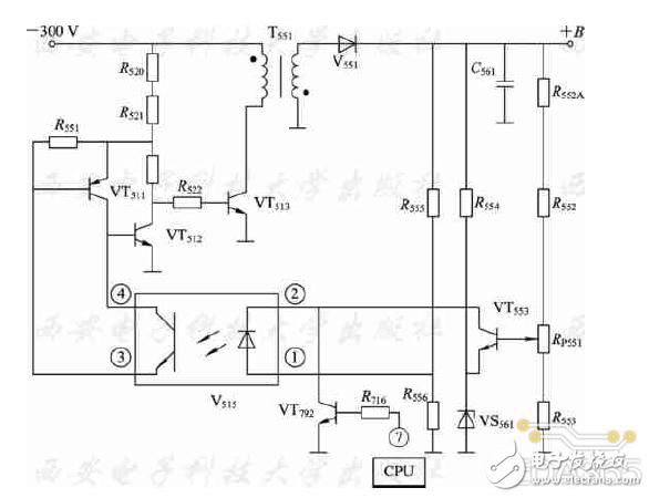 新手请教一个关于三极管在电路中的使用问题
