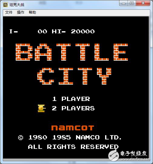【經典】非常強大的 Labview 坦克大戰游戲 (提供源碼)