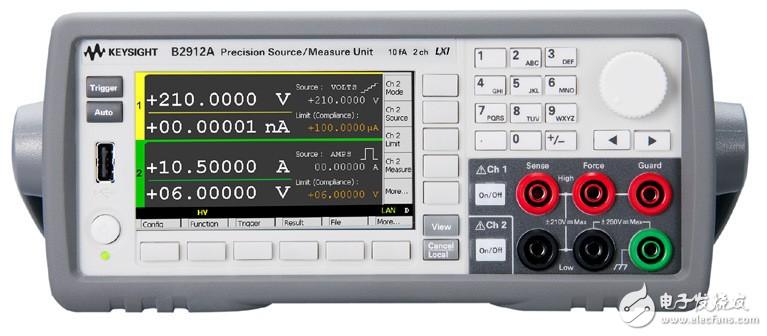安捷伦电源B2902A/B2912A测试电源