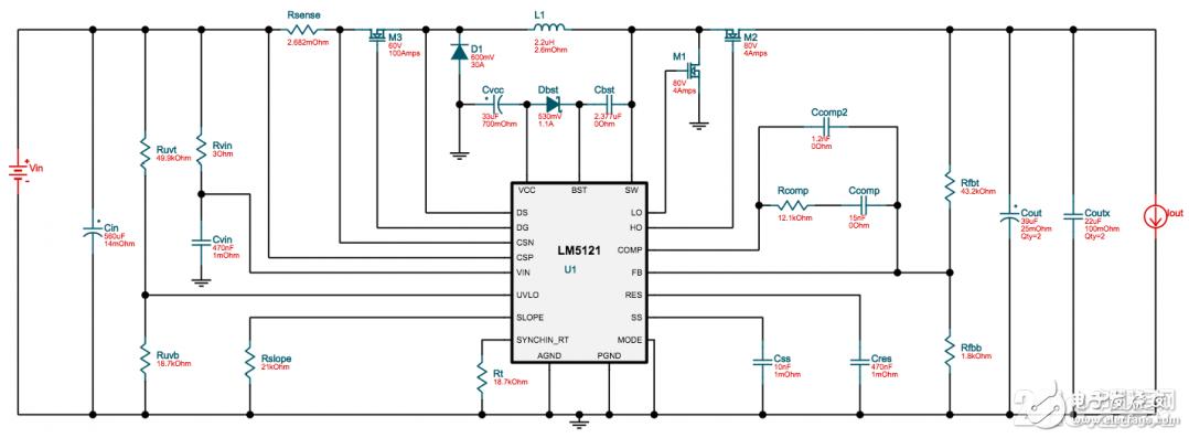 请问升压电路中的电感及二极管有什么作用?