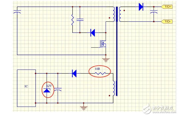 【微信精选】一位老工程师的忠告:千万别在Vcc上直接并联稳压管!