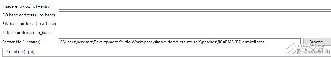 链接:armlinker  Error: L6224E: Could not place __main.o(!!!main) in any Execution region  ?如何解决