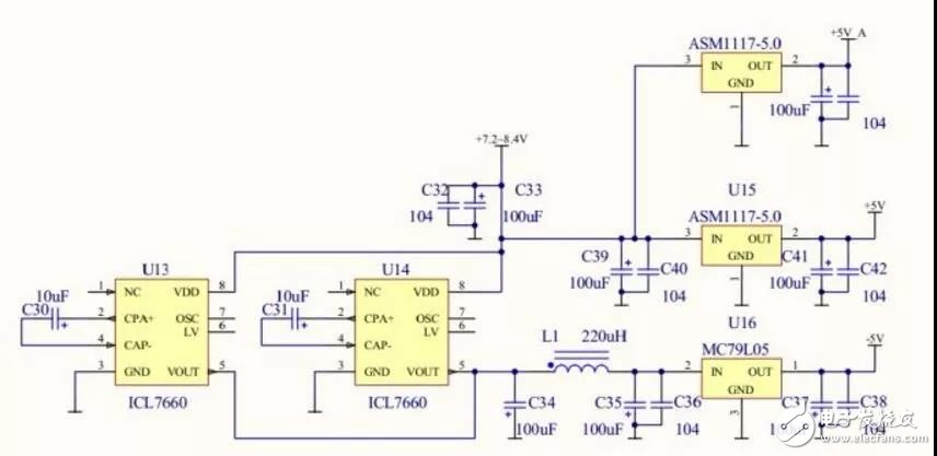 电路中产生负电压怎么办?别急!本文为你详细解答(附电路详细分析)