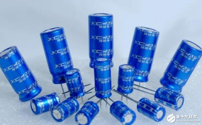 电容器和电池有什么区别