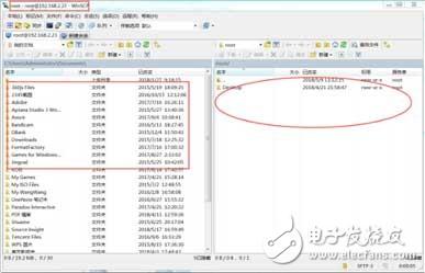 iTOP-4412精英版之winscp工具的使用