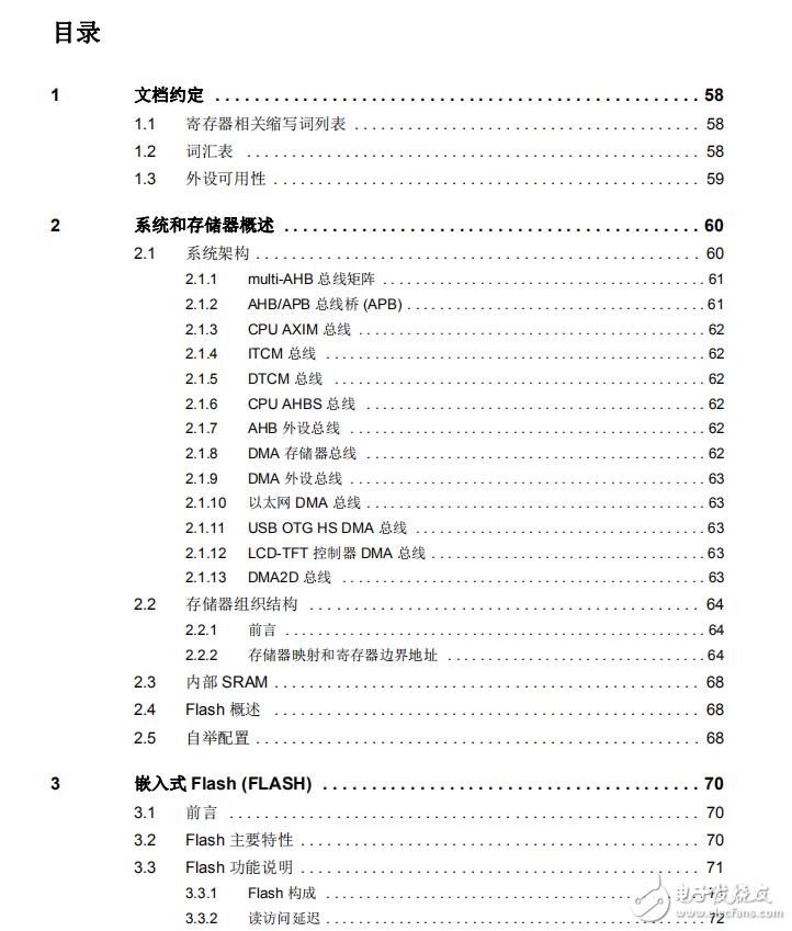 【每日分享】这本中文参考手册,面向STM32应用开发人员
