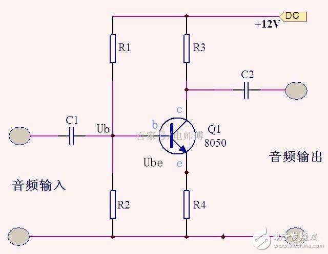 【求助】三極管反饋電阻影響信號放大?