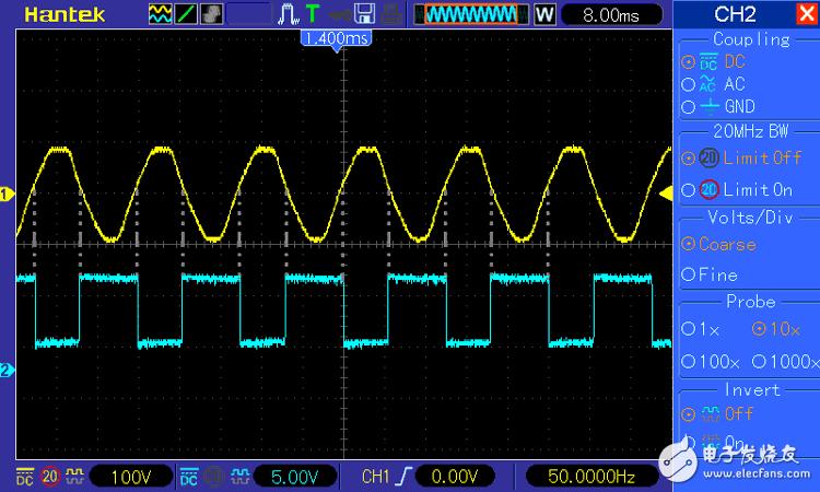 【每日电路赏析】过零检测电路