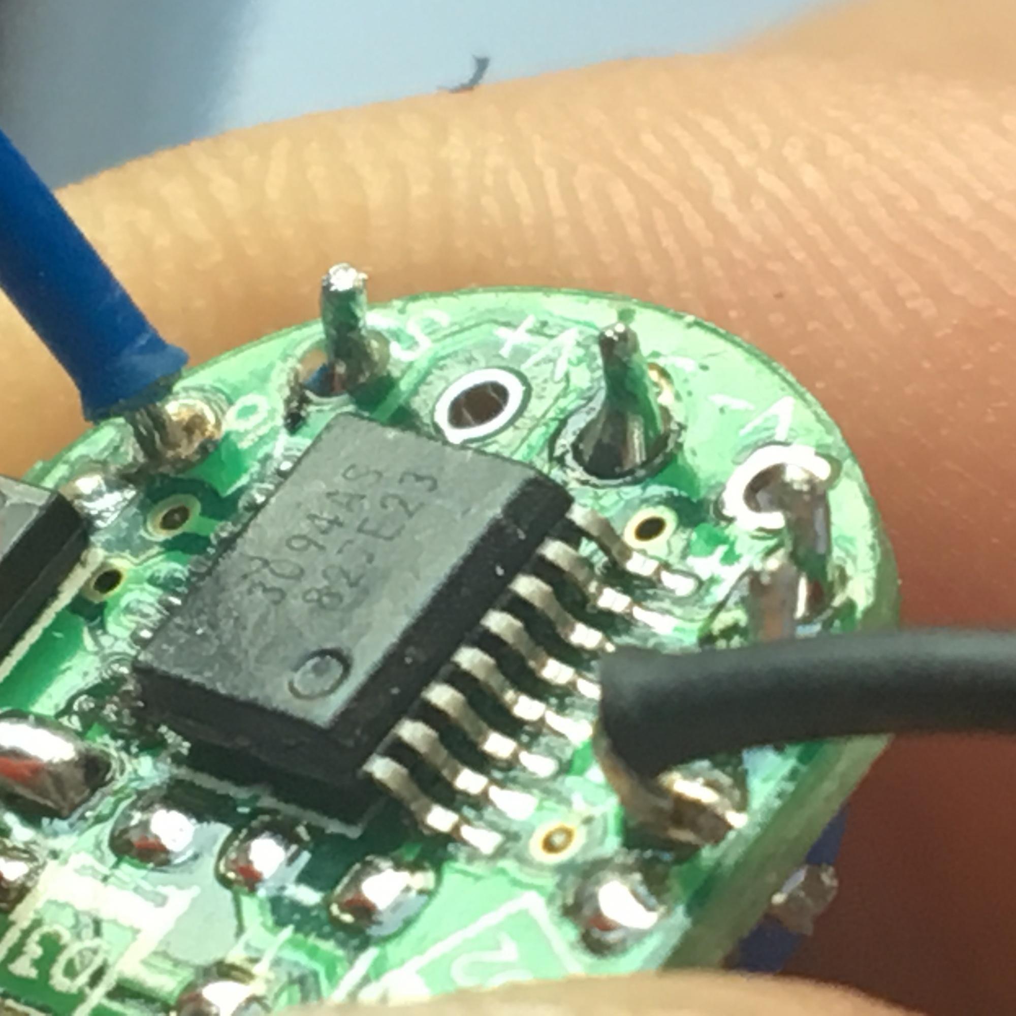 那位大神知道芯片丝印3094AS,16引脚的芯片型号或者资料