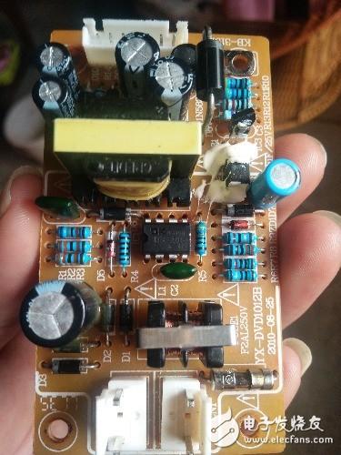 请问下图这是什么型号芯片