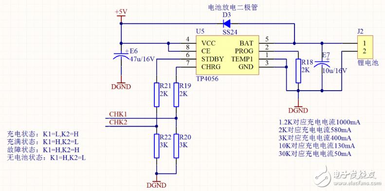 锂电池充电电路无论是否加电池两个检测端都是低电平,请问如何解决?