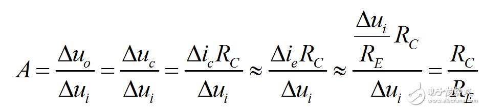 快速計算三極管放大電路增益的技巧