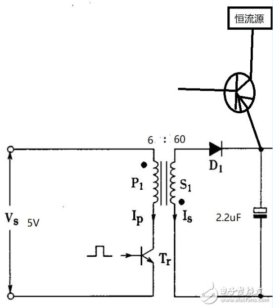 反激電源需要提前對電容充電多少個周期才能使能量及電壓達到要求?