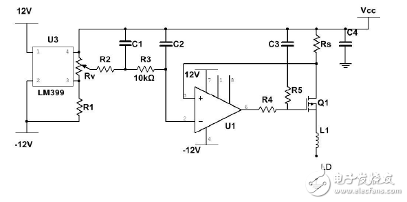 请问第一个图中的(R2,C1)(R3,C2)(R5,C3)分别有什么作用。第二个图中4个两两串联的二极管什么作用?