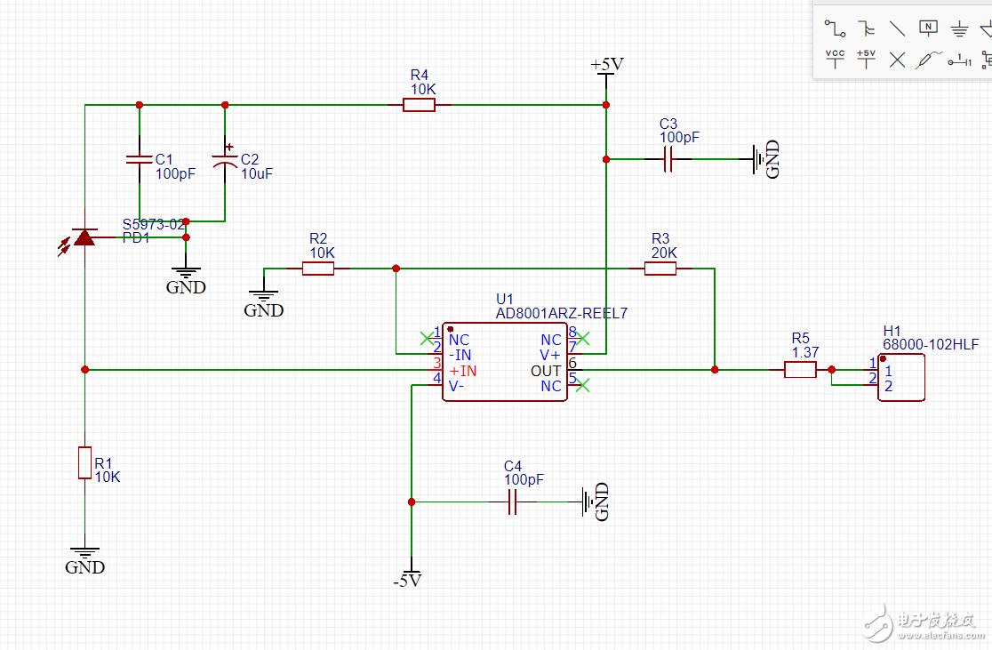 这个电路图哪里有问题,打样出PCB板后出了很大的问题