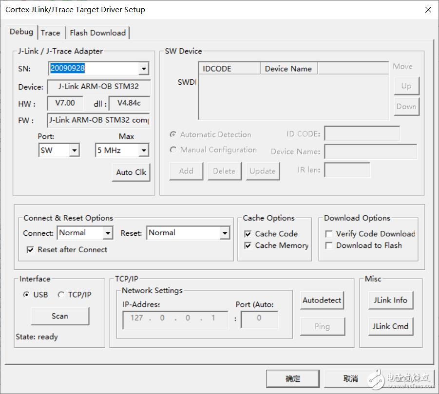 stm32f103c8t6下载不了程序