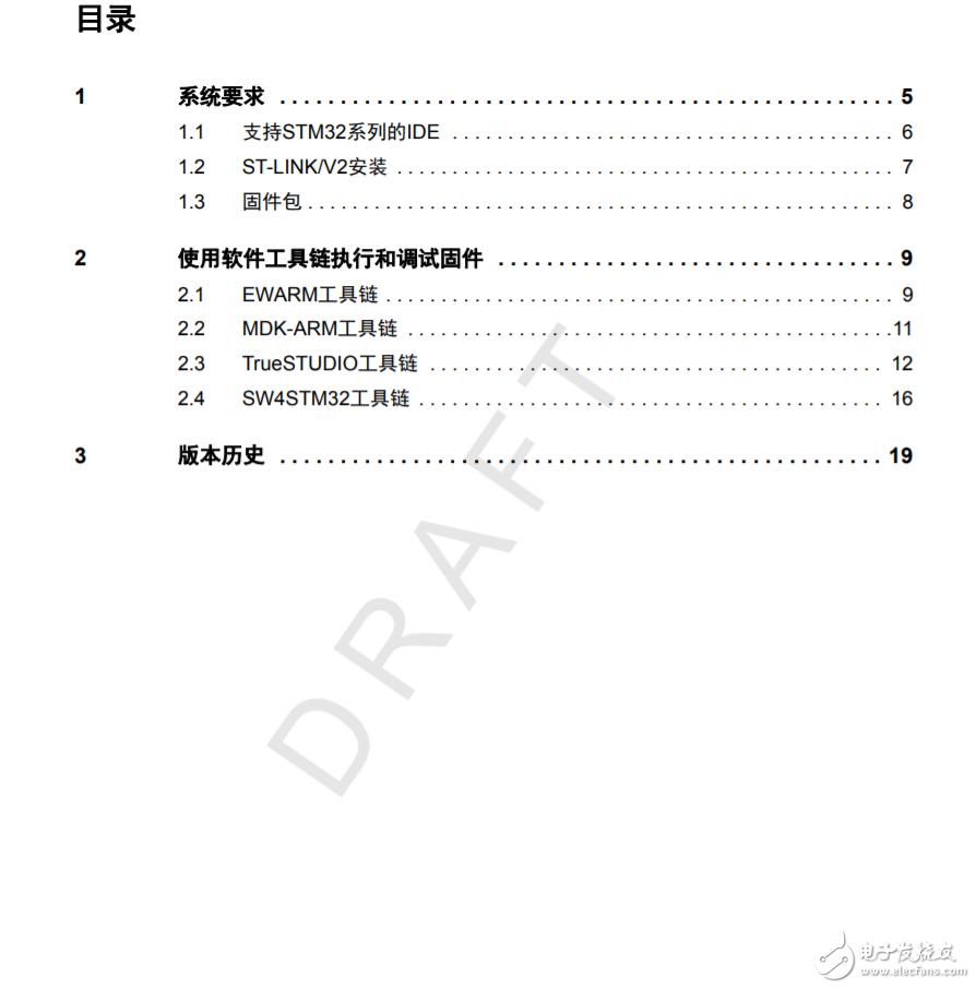 UM2052_STM32 MCU探索套件软件开发工具入门pdf