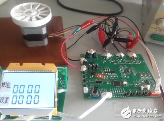 无刷直流电机驱动器开源设计(有感和无感),包含程序、原理图等资料