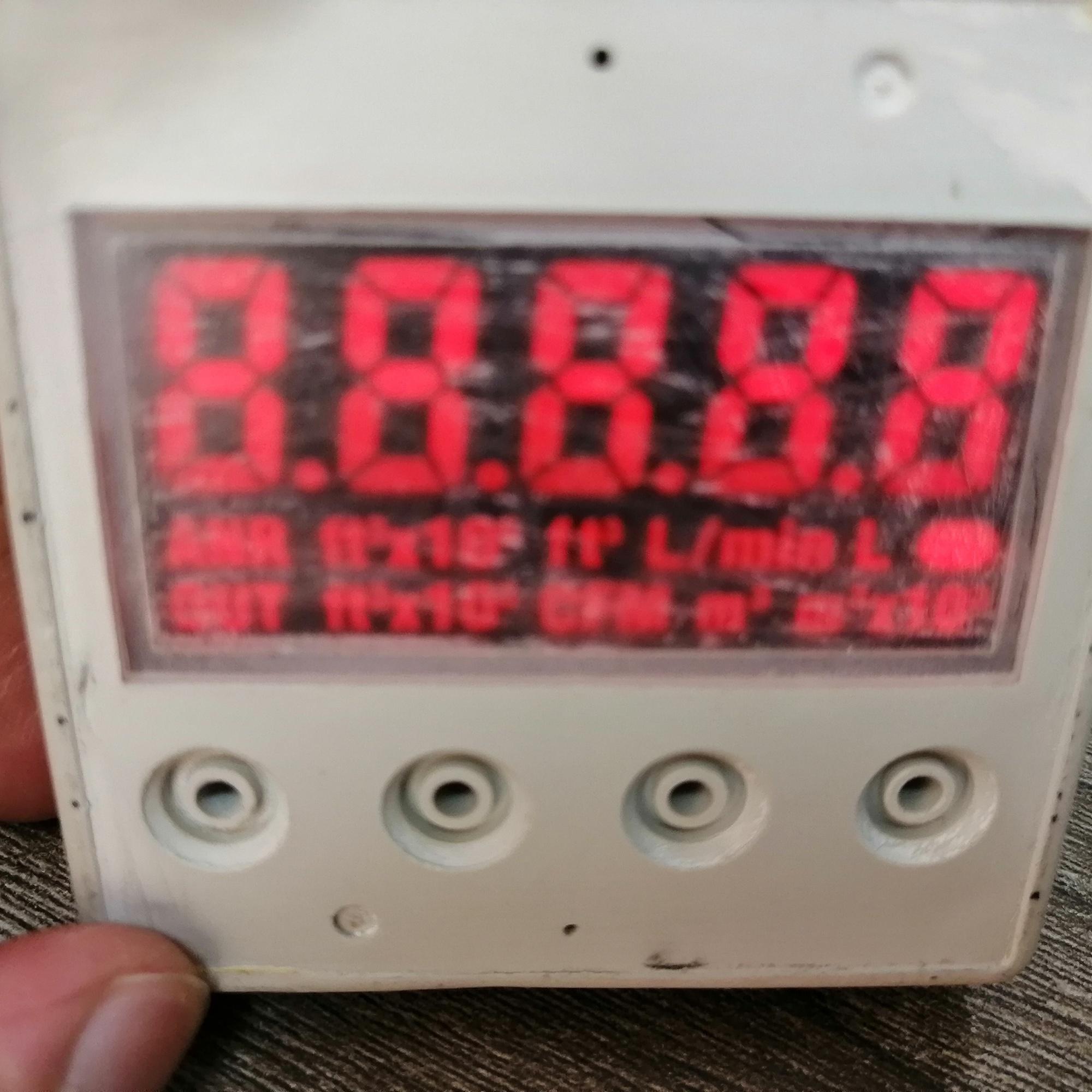 解决STM8L152 LCD液晶驱动段码亮度不一样的经验分享