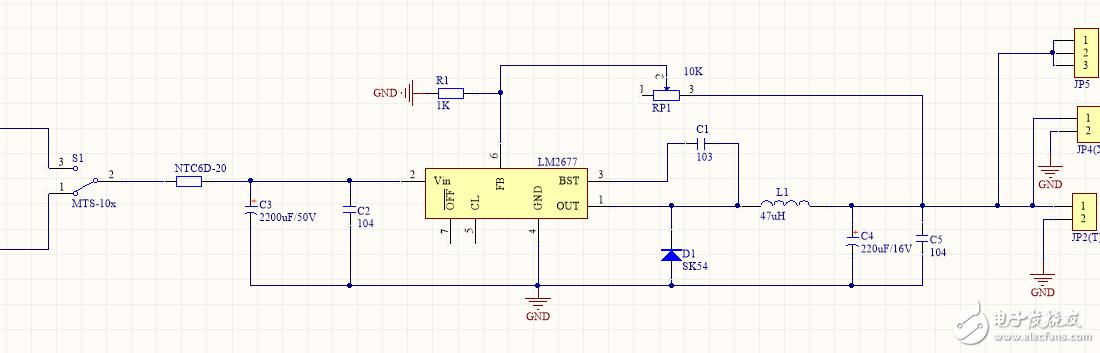 LM2677电容发热,热敏电阻被击穿