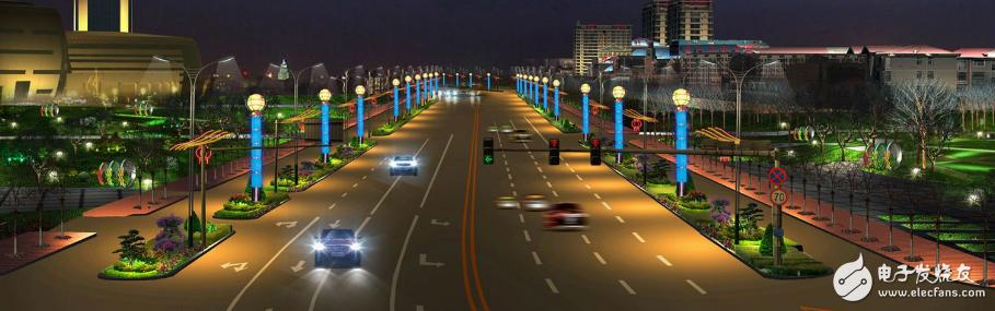 智慧路燈要怎么通過物聯網技術來實現
