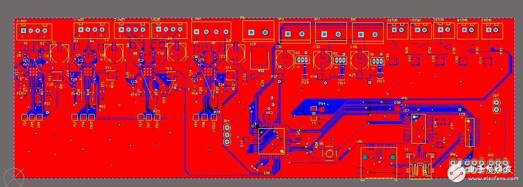 【PCB设计大赛】电机控制PCB学习