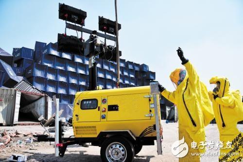 在电力事故中如何处理移动式箱变应急接线方式