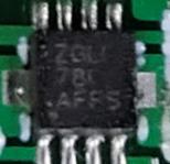 芯片型号查不出来,请大神帮忙看看是什么型号。
