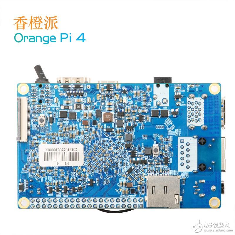 基于RK3399芯片的Orange Pi4(不带emmc)的开发板也问世了,对比树莓派4B,大家会选择哪个