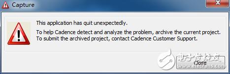 OrCad Capture CIS原理图导出网络表程序异常闪退
