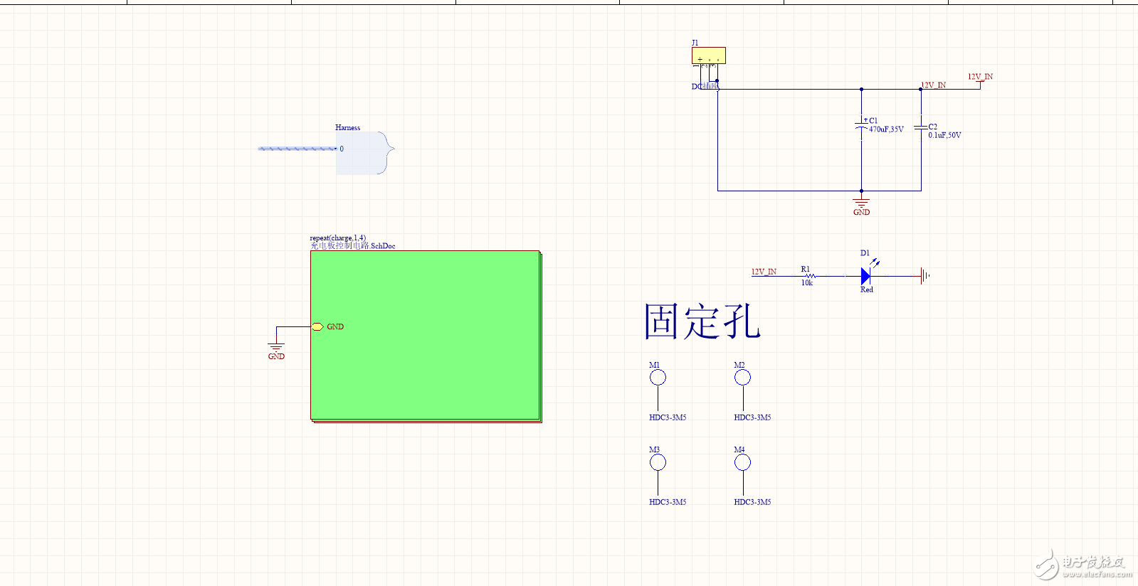 【PCB设计大赛】+ 18650充电板-4S快充板