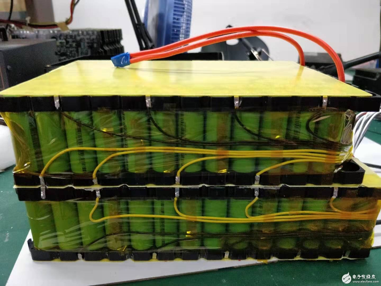 第三方保护板扩容改装小牛N1S大容量电池达到45AH不用该仓