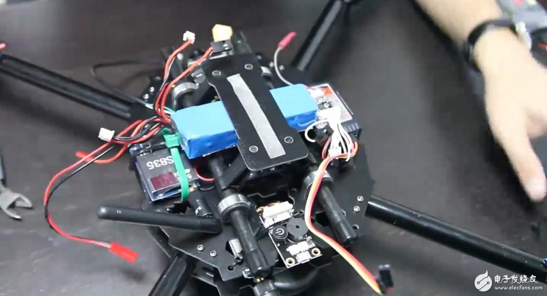 四轴飞行器开发技术解析