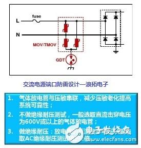 压敏电阻器选型指南