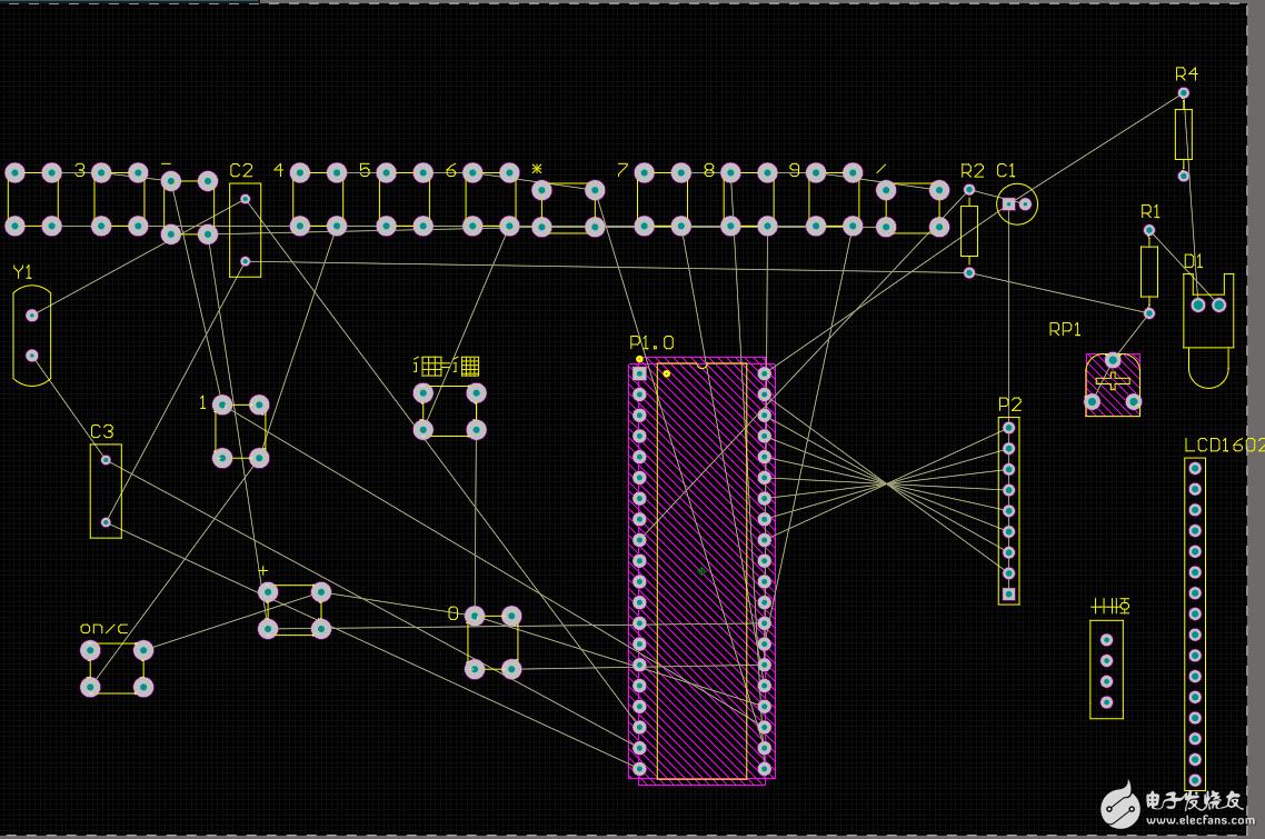 PCB布線的時候,輔助線顯示不完全怎么辦?求助