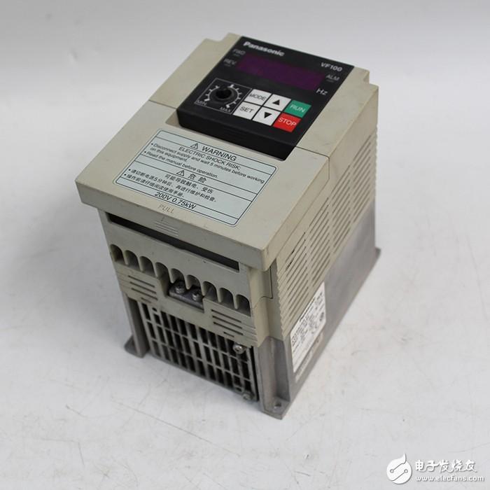 AVF100-0154 VF100 1.5KW松下变频器的工作原理