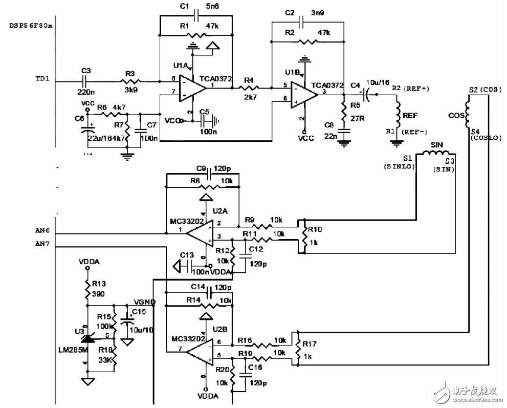 電動汽車電機控制器驅動板的設計思路及實現方式
