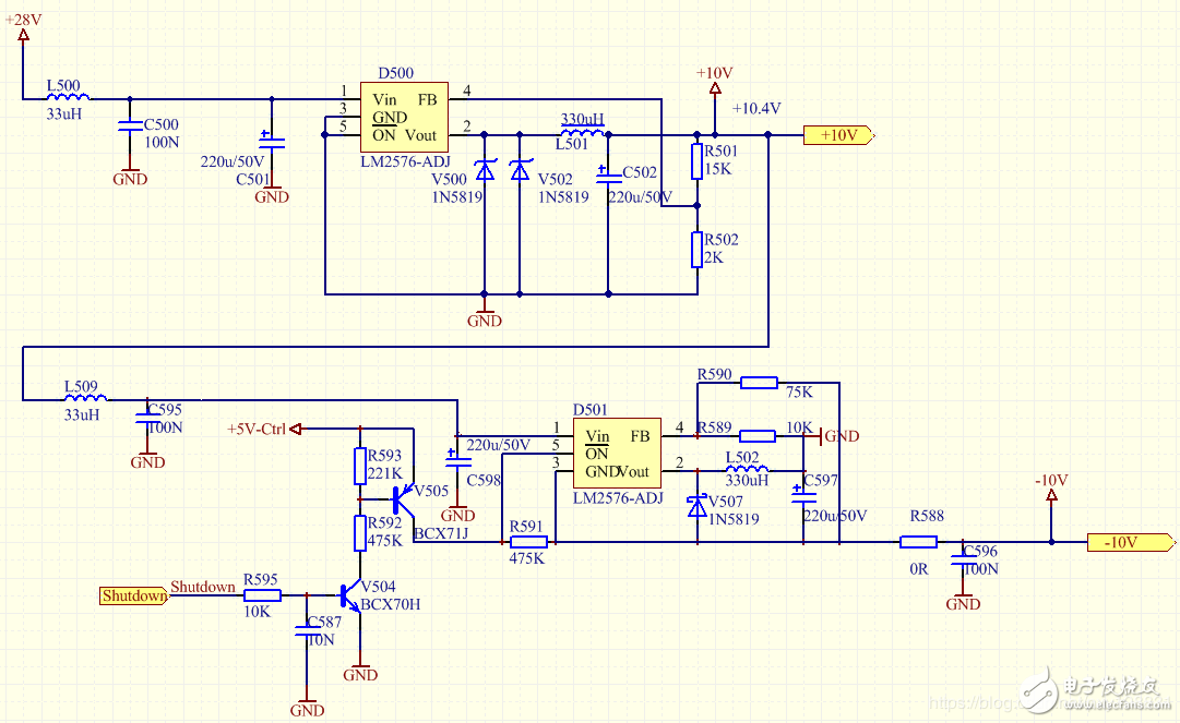 硬件电路学习体会——多款常用的电源转换电路的设计