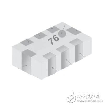 Walsin RFDIP系列多层陶瓷双工器