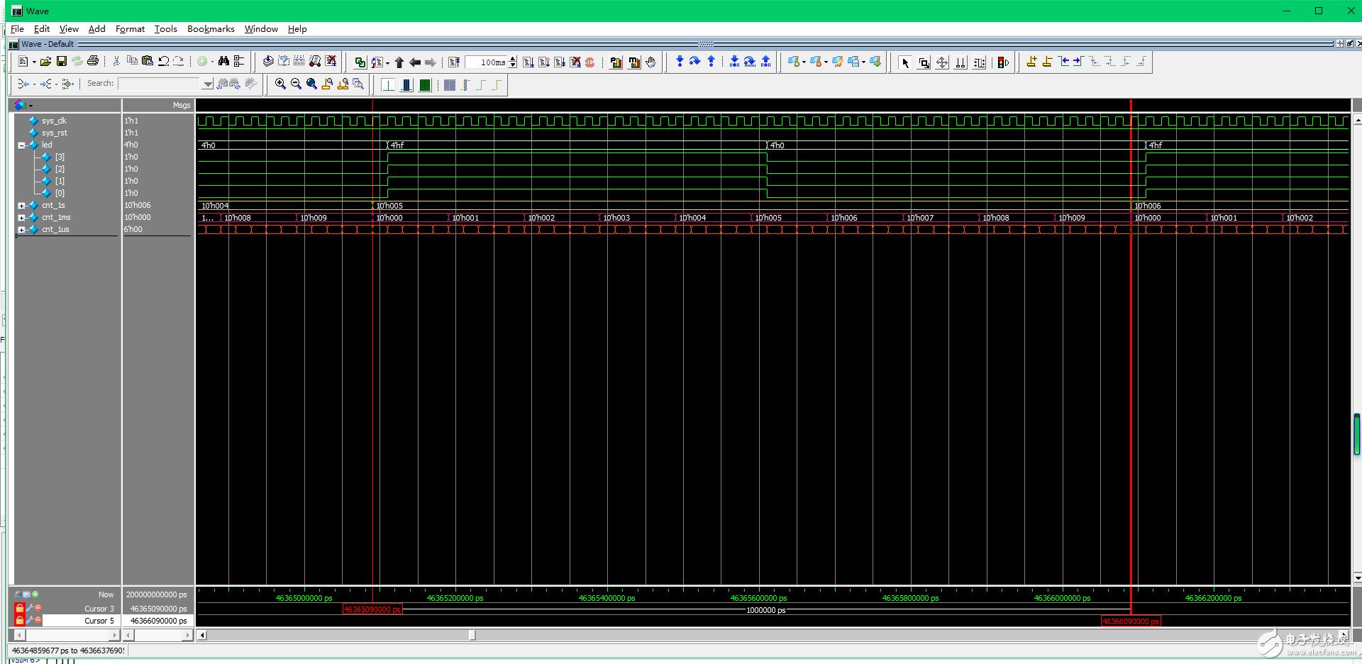 【雨的FPGA笔记】基础实践-------呼吸灯设计和实现