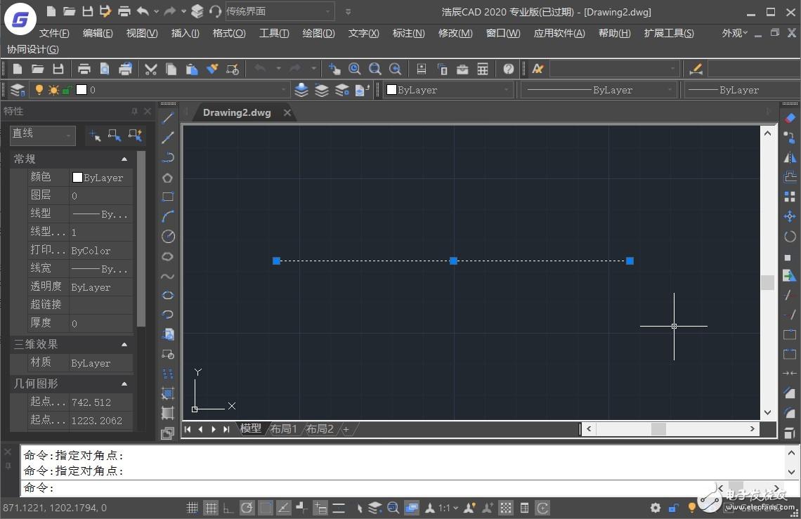 CAD快捷键命令:如何合并多条线为多线段?