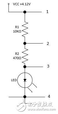 有負載時的電壓計算