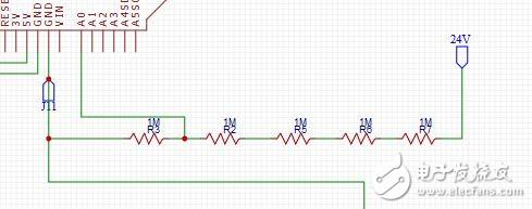 Arduino测量电压跳动的问题