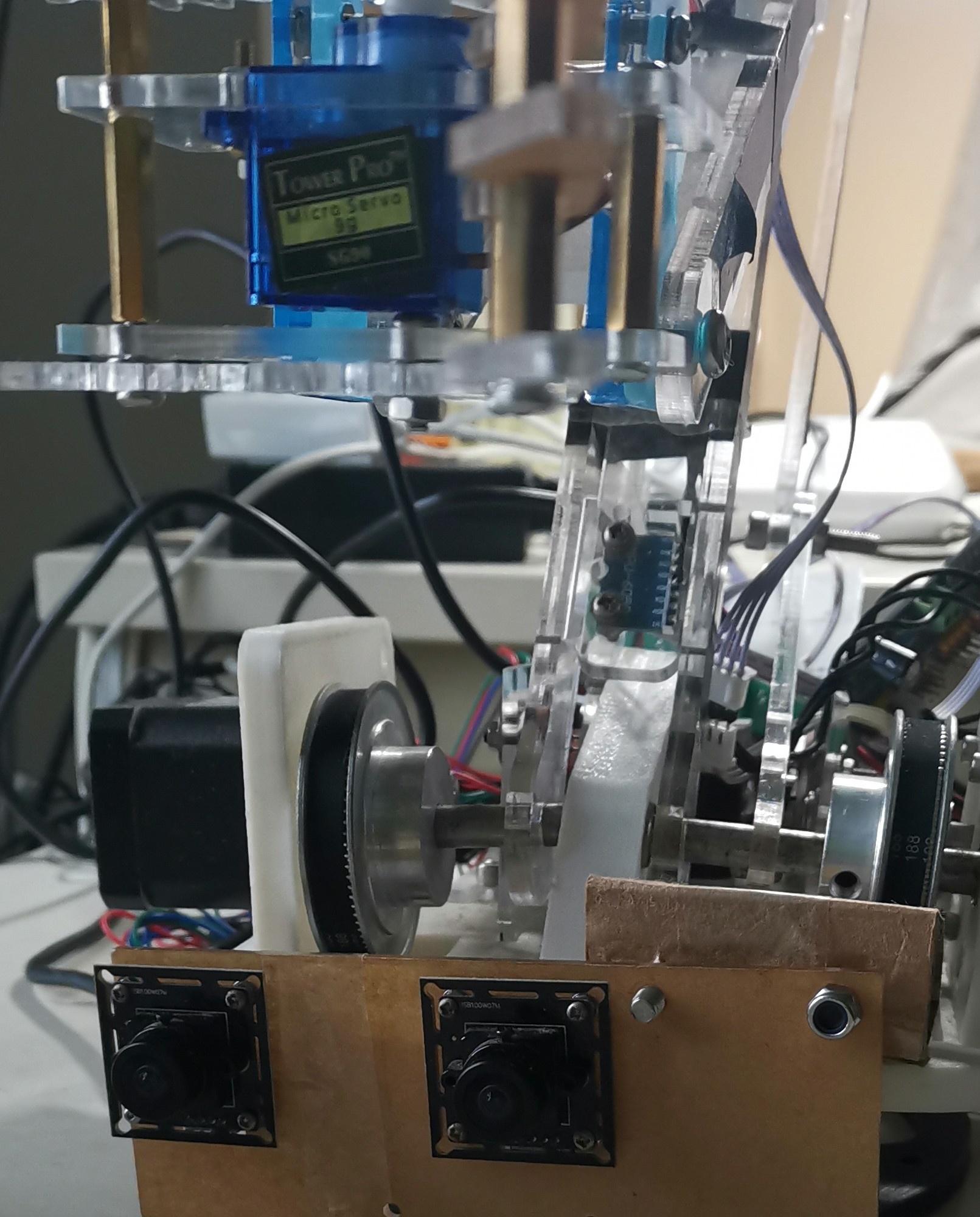 【瑞芯微RK1808计算棒试用体验】机械臂视觉快速识别