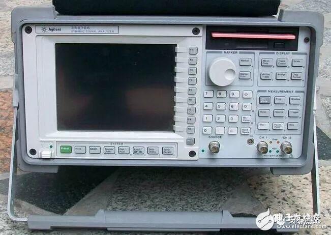 頻譜分析儀和信號分析儀的區別